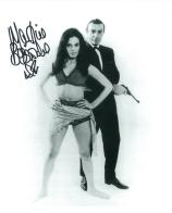 Martine Beswick (Hammer Horror, Bond Girl, One Million years) - Genuine Signed Autograph 7253