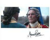Maurice Roëves (Doctor Who) - Genuine Signed Autograph 7263