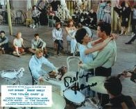 Melvyn Hayes (It Aint Half Hot Mum) - Genuine Signed Autograph 7608