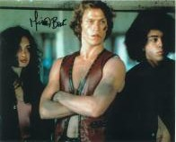Michael Beck (The Warriors) - Genuine Signed Autograph 6882