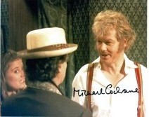Michael Cochrane from Doctor Who