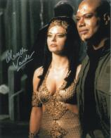 Musetta Vander - Genuine Signed Autograph 7425
