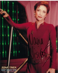 Nana Visitor Deep Space Nine, Dark Angel & Torchwood