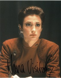 "Nana Visitor  ""Kira Nerys"" in Star Trek: DS9 & Torchwood #2"
