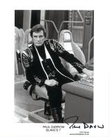 Paul Darrow (Blakes 7) - Genuine Signed Autograph 6778