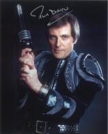 Paul Darrow (Blakes 7) - Genuine Signed Autograph 6779