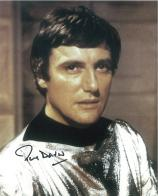 Paul Darrow (Blakes 7) - Genuine Signed Autograph 6780