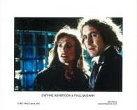 Paul McGann (Doctor Who) - Genuine Signed Autograph 7139