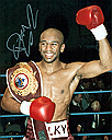 PAUL 'SILKY' JONES - World Boxing Champion #2