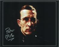 Peter Miles (Doctor Who) - Genuine Signed Autograph 8215