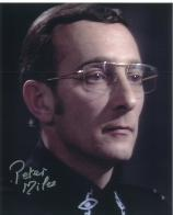 Peter Miles (Doctor Who) - Genuine Signed Autograph 8217