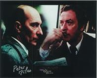 Peter Miles (Doctor Who) - Genuine Signed Autograph 8220