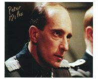 Peter Miles (Doctor Who) - Genuine Signed Autograph 8222
