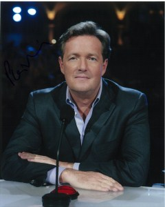 Piers Morgan TV presenter #2