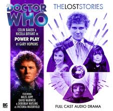 Power Play signed by Debby Watling Doctor Who Big Finish CD