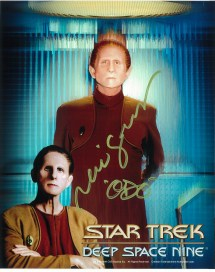 "René Auberjonois ""Odo"" on Star Trek: Deep Space Nine #2"