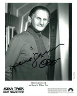 "René Auberjonois ""Odo"" on Star Trek: Deep Space Nine #3"