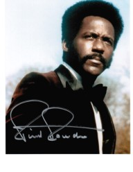"Richard Roundtree star of ""Shaft"" & ""Heroes"" #3"