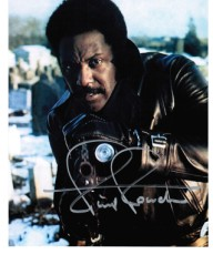 "Richard Roundtree star of ""Shaft"" & ""Heroes"" #4"