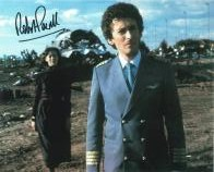 Robert Powell - Genuine Signed Autograph 7569