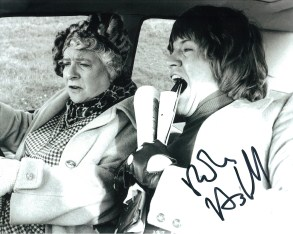 Robin Askwith hand signed autograph #10