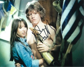 Robin Askwith hand signed autograph #4