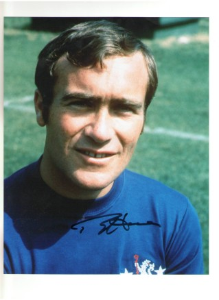 Ron Harris - Chelsea and England Footballer #1 - ron-harris-chelsea-and-england-footballer-1-2343-p