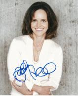 Sally Field (Mrs Doubtfire) - Genuine Signed Autograph 6731