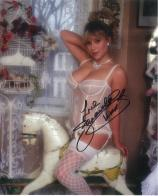 Samantha Fox (Model, Singer) - Genuine Signed Autograph 6970