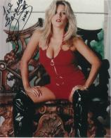 Samantha Fox (Model, Singer) - Genuine Signed Autograph 7362