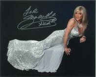 Samantha Fox (Model, Singer) - Genuine Signed Autograph 7935