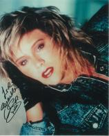 Samantha Fox (Model, Singer) - Genuine Signed Autograph 7936