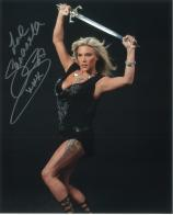 Samantha Fox (Model, Singer) - Genuine Signed Autograph 7937
