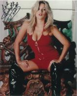 Samantha Fox (Model, Singer) - Genuine Signed Autograph 7938