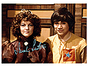 "Sarah Sutton ""Nyssa"" & Matthew Waterhouse ""Adric"" (Doctor Who)"
