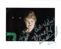 Signed 10 x 8 Photo of Annette Badland #2