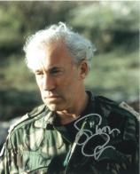 Simon Callow (Doctor Who) - Genuine Signed Autograph 8124