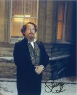Simon Callow (Doctor Who) - Genuine Signed Autograph 8125