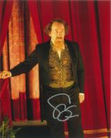 Simon Callow (Doctor Who) - Genuine Signed Autograph 8126