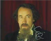 Simon Callow (Doctor Who) - Genuine Signed Autograph 8129