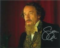 Simon Callow (Doctor Who) - Genuine Signed Autograph 8131