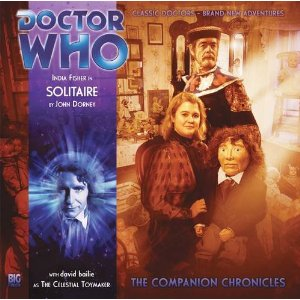 Solitaire Dr Who Companion Chronicles