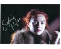 Sophia Myles From Doctor Who Rare hand signed 10 x 8 Photograph #11