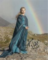 Sophia Myles From Doctor Who Rare hand signed 10 x 8 Photograph #6
