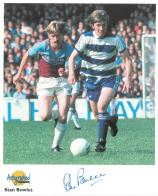 Stanley Bowles (Footballer) - genuine Signed Autograph #2