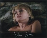 Sue Vanner (Bond Girl) - Genuine Signed Autograph 6599