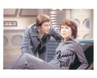 Terrence Wilton (Doctor Who) - Genuine Signed Autograph 7971