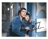 Terrence Wilton (Doctor Who) - Genuine Signed Autograph 7972