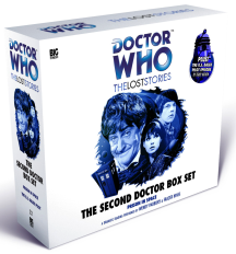 The Second Doctor Box Set signed by Susan Brown