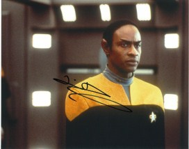 "Tim Russ ""Tuvok"" (Star Trek Voyager) #7"